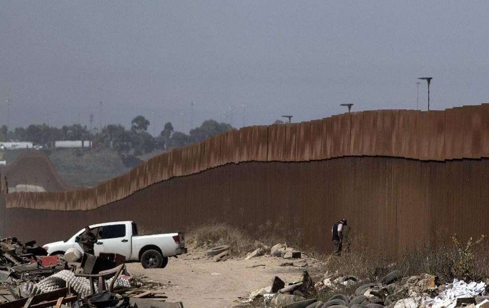 Trump, Meksika duvarını corona bütçesiyle finanse ediyor - 2