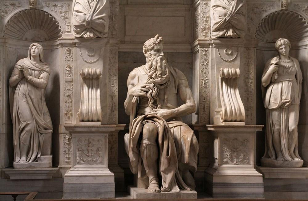 500 yıllık heykelde bulunan parmak izi Michelangelo'ya ait olabilir - 3