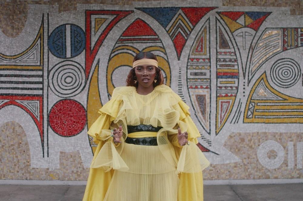 Beyonce görsel albümü Black is King'i yayınladı - 21