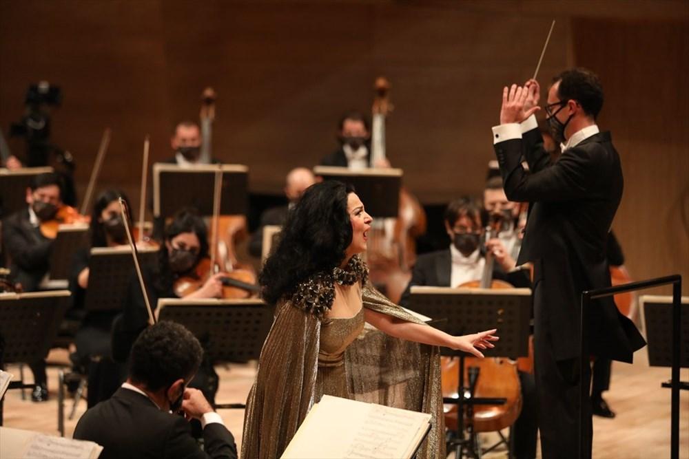 Cumhurbaşkanlığı Senfoni Orkestrası yeni bina açılış konseri - 38