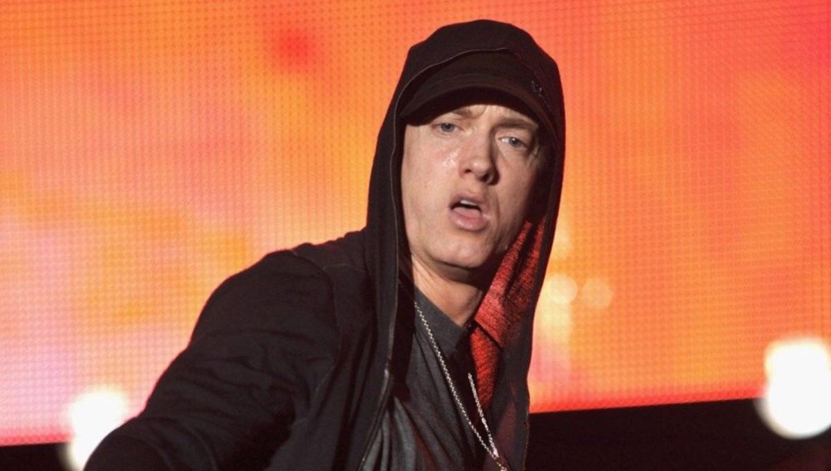 Eminem'den yeni rekor