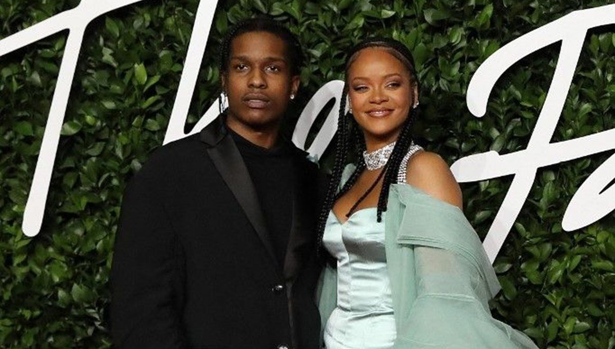A$AP Rocky: Rihanna hayatımın aşkı