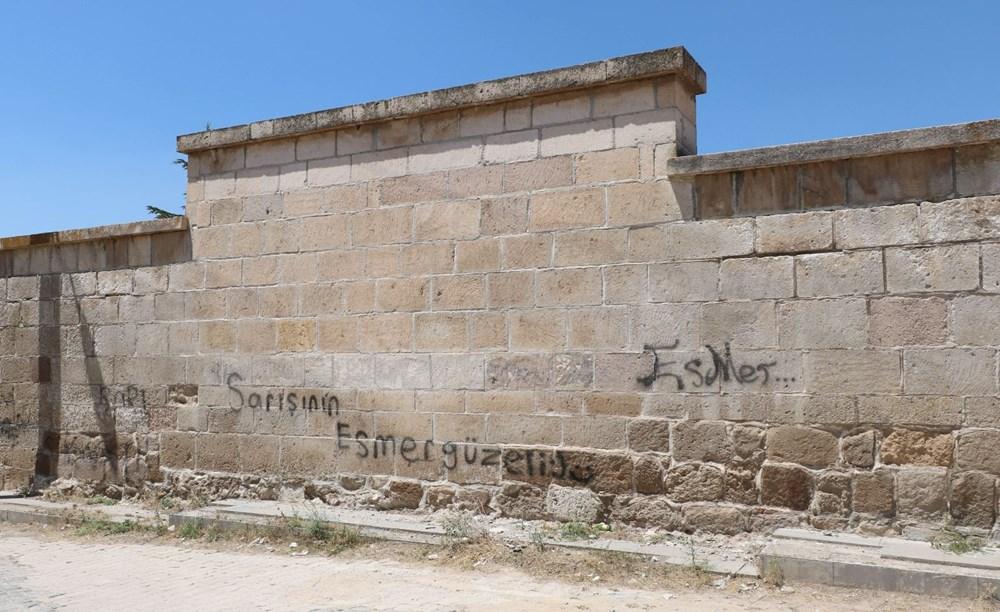 700 yıllık kervansarayda 'korsan' restorasyona suç duyurusu - 5