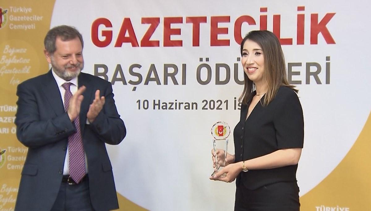 NTV'ye Gazeteciler Cemiyeti ödülü