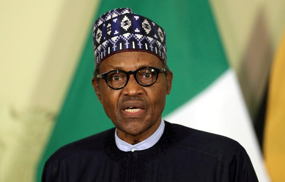 Nigerian President Mohammed Buhari