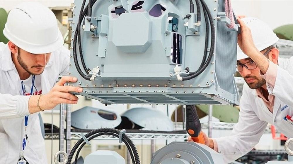 Türkiye'nin insansız deniz aracı sürüsü göreve hazırlanıyor (Türkiye'nin yeni nesil yerli silahları) - 284