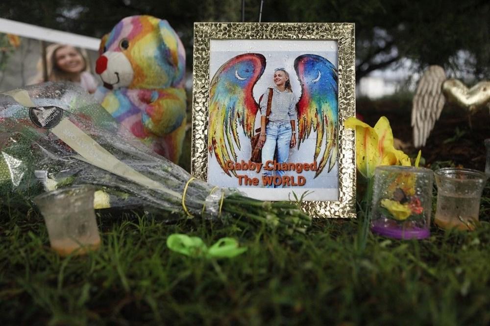 ABD'yi sarsan cinayet: Kayıp Youtuber Gabby Petito'nun cesedi bulundu - 8