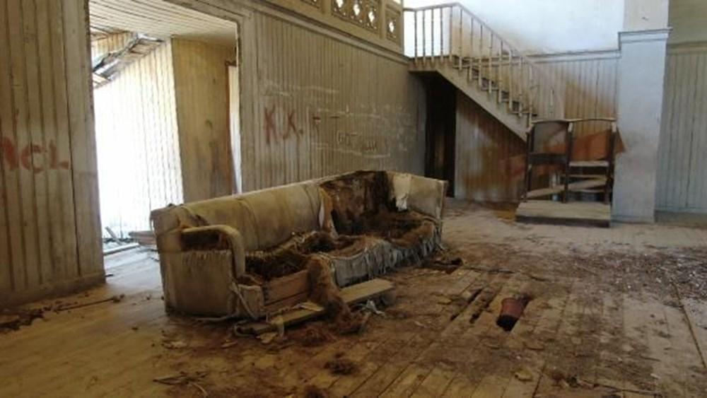 Büyükada Rum Yetimhanesi'nin son hali: İçi görüntülendi - 15