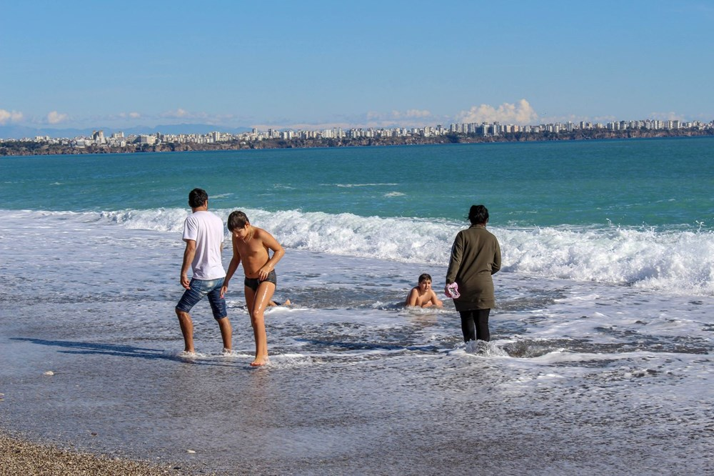 Two seasons on the same day in Antalya: Half an hour between summer and winter - 13