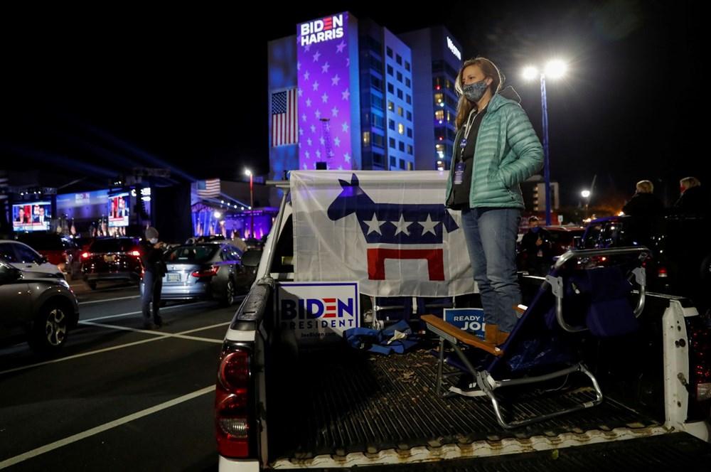 ABD'de seçim sonuçları iki eyaletin ardından belli olacak: Hangi eyalette kim kazandı? - 14