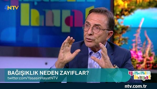Bağışıklık sistemi nedir? (Osman Müftüoğlu ile Yaşasın Hayat 11 Ocak 2020)