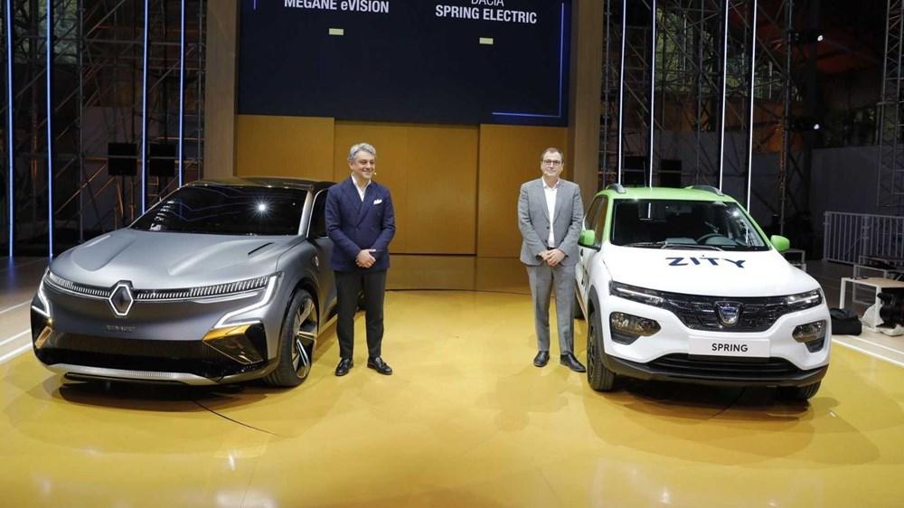 Renault'dan iki yeni elektrikli model - 1