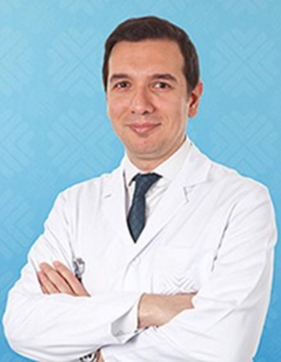 Doç. Dr. Ali Şeker