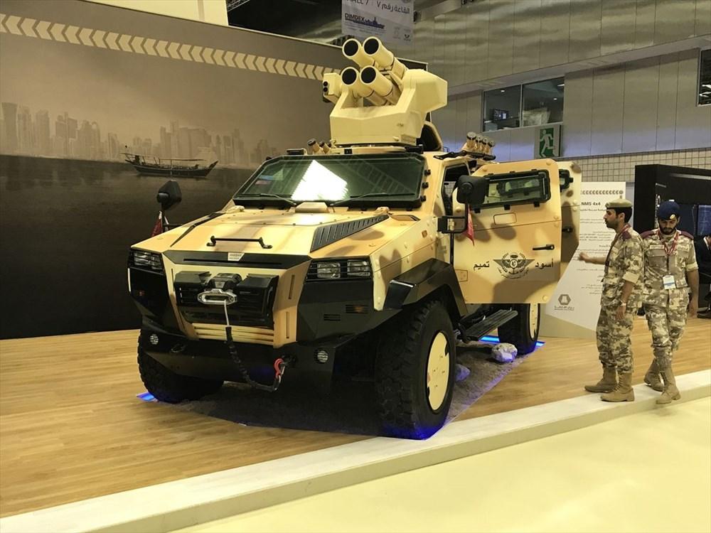Dijital birliğin robot askeri Barkan göreve hazırlanıyor (Türkiye'nin yeni nesil yerli silahları) - 218