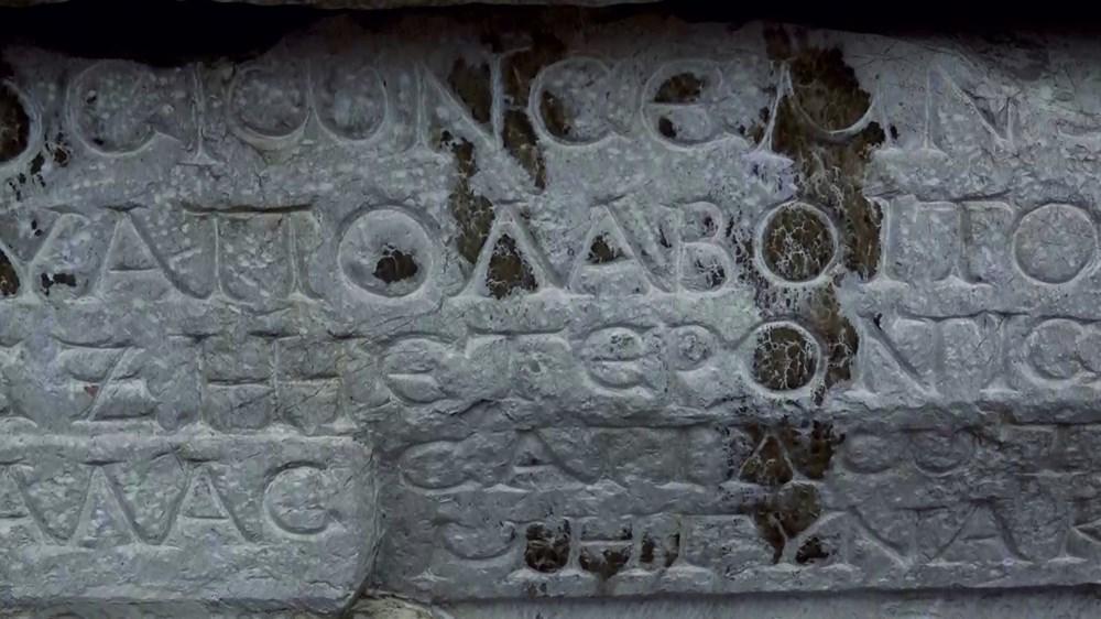 Medusa kabartmalı lahitteki 'beddua'nın sırrı - 5