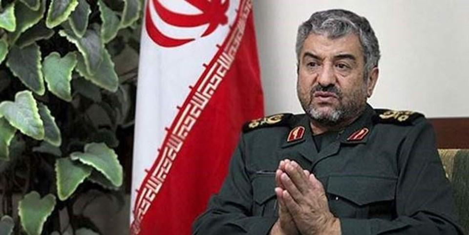 İran Devrim Muhafızları Ordusu komutanı Muhammed Ali Caferi