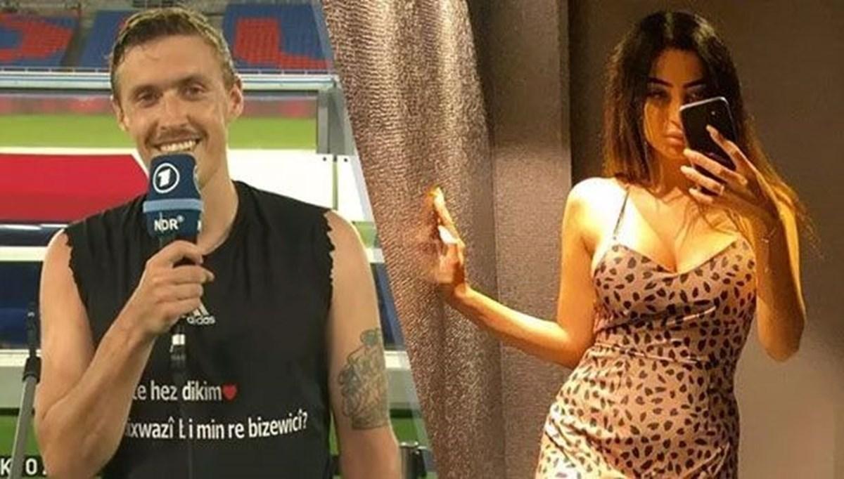 Max Kruse sevgilisi Dilara Mardine'ye evlenme teklifi etti