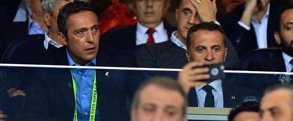 Başkanlar Kadıköy'de beraber