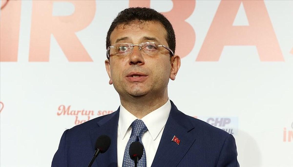 SON DAKİKA: Ekrem İmamoğlu'nun corona virüs testi pozitif