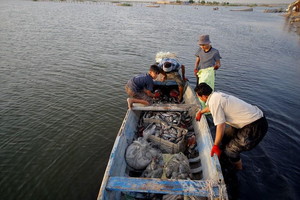 Necef Denizi: Kuraklığın ardından gelen mucize - 46