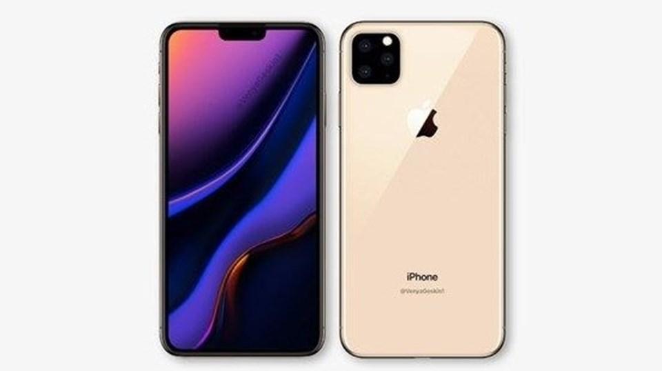 Daha önceApple'ınhenüz tanıtmadığı ürünler ile ilgili yaptığı başarılı tahminler ile adını duyuran BenGeskin'egöre,iPhone11 veiPhone11Max3 arka kamera ile gelecek.