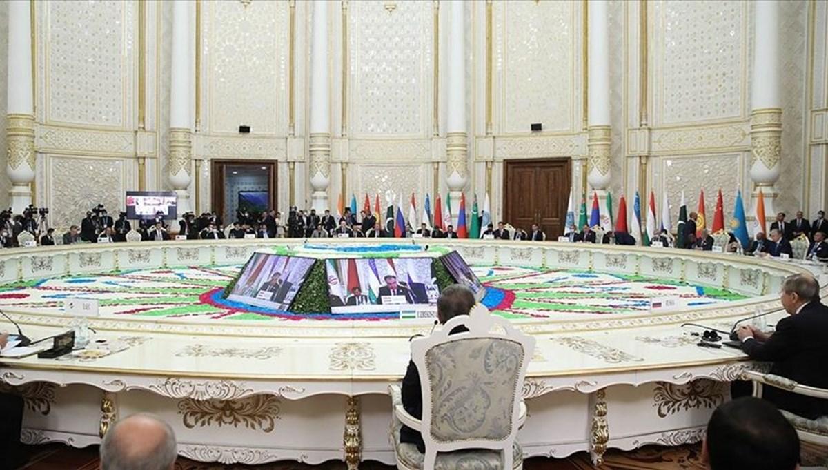 İran'ın Şangay İşbirliği Teşkilatı'na üyelik serüveni