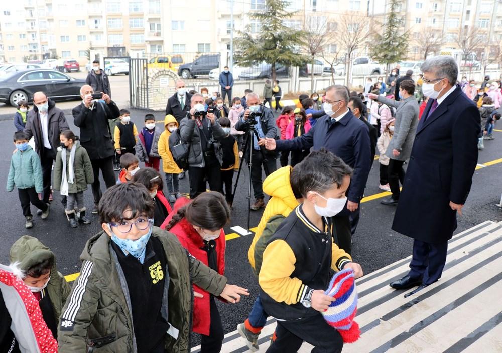Türkiye'nin kontrollü normalleşme dönemi: Yüz yüze eğitim başladı - 6