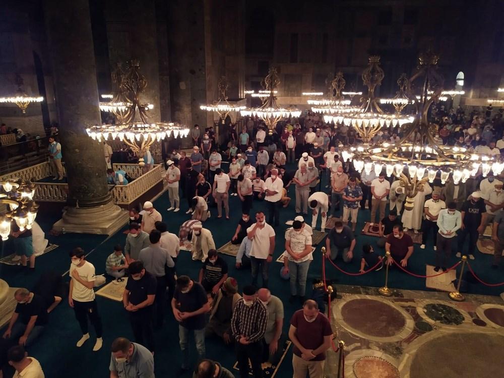 Crowd does not decrease in Hagia Sophia - 18
