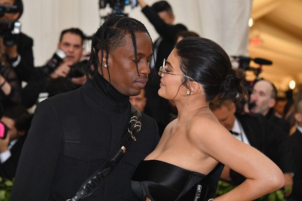 Kylie Jenner hamilelik iddialarını doğruladı: Travis Scott ile ikinci çocukları olacak - 2