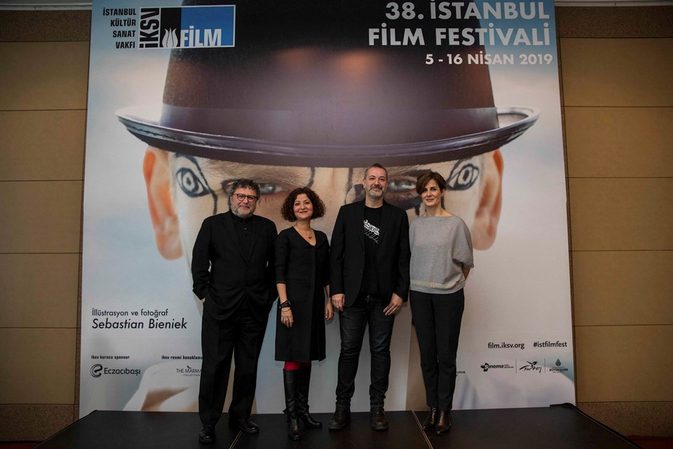 38. İstanbul Film Festivali'nin programı bu sabah düzenlenen basın toplantısıyla açıklandı.
