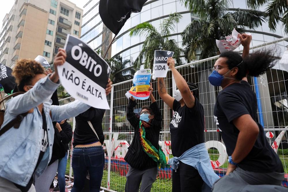 Brezilya'da hastane skandalı: Covid-19 ölümlerini sakladı, yaşlılar üzerinde ilaç test etti - 2