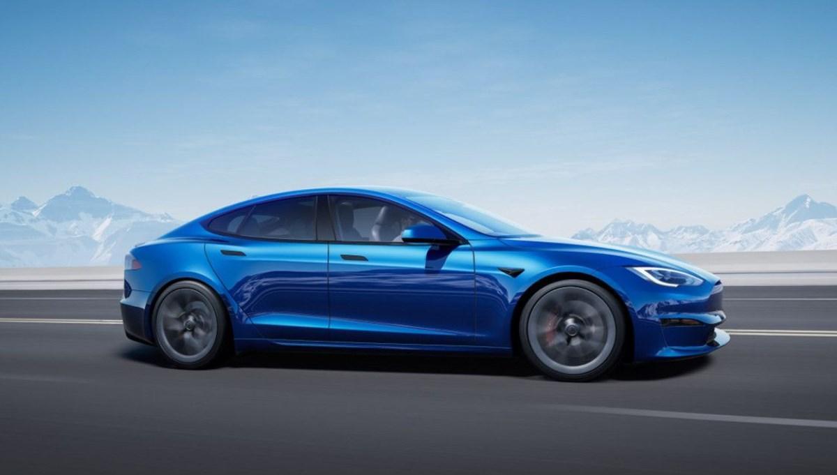 Tesla'ya batarya cezası: Apple'a özendi