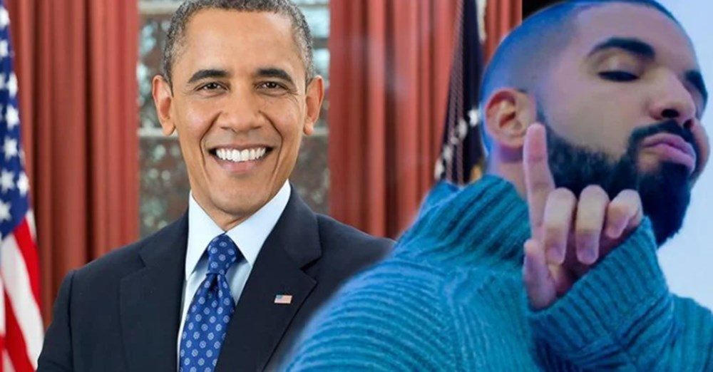 Barack Obama'dan biyografi filminde başrol için Drake'e onay - 2