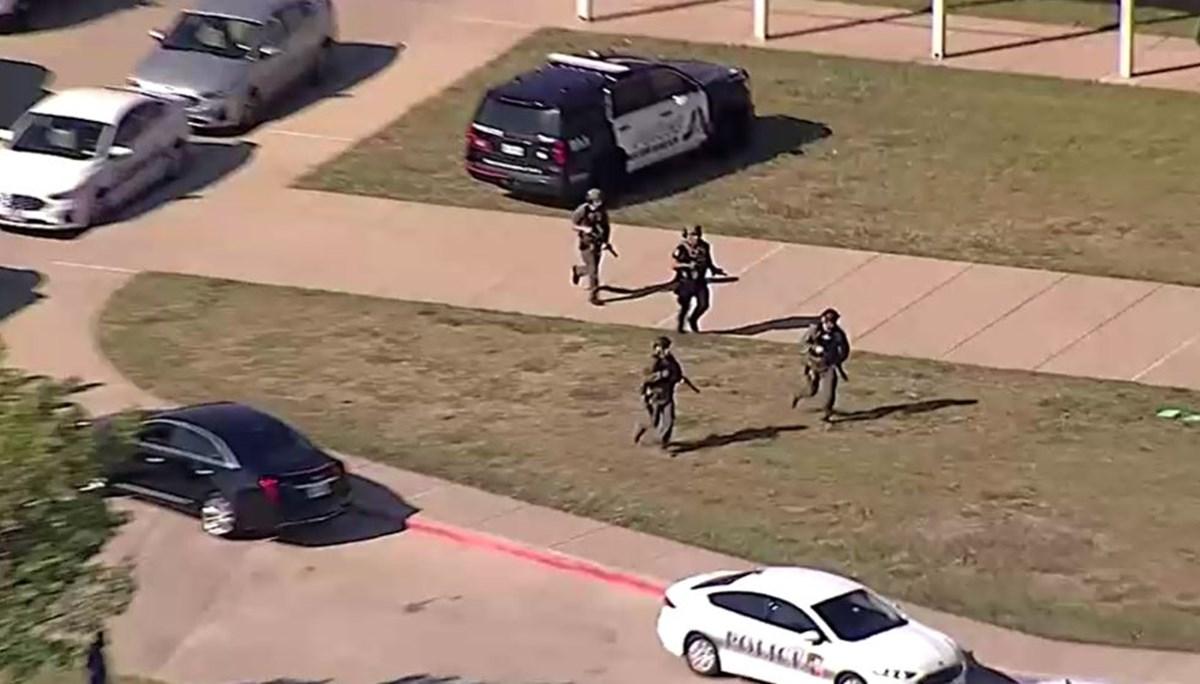 Teksas'ta okula saldırı: 4 yaralı