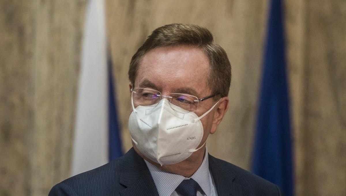 Çekya'da Covid-19 salgını sürecinde 4'üncü sağlık bakanı istifa etti