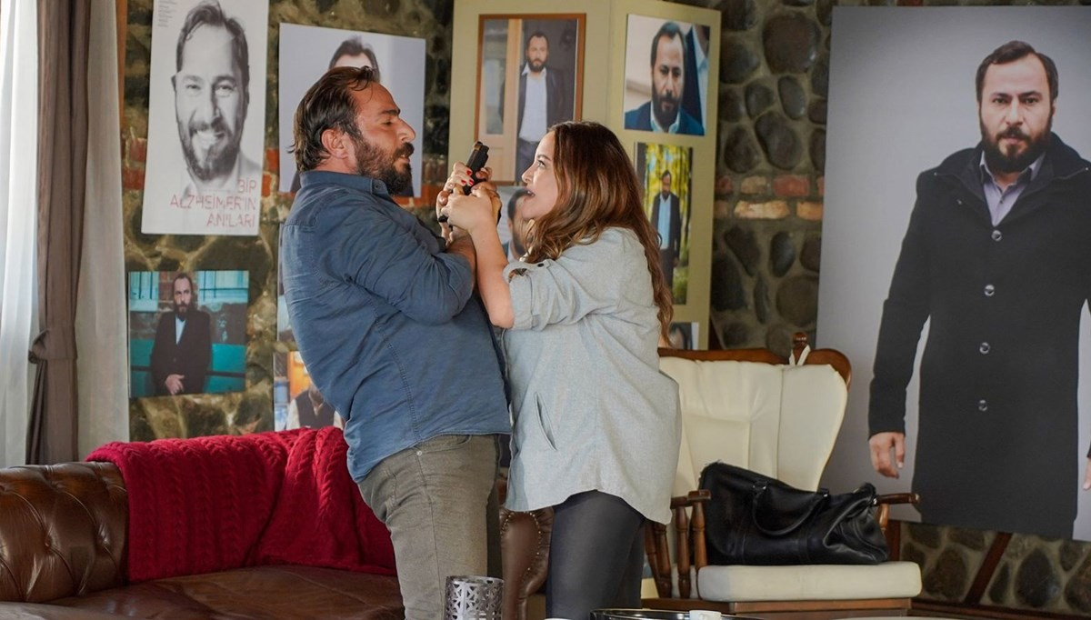 Menajerimi Ara'da Çukur'un Medet'i Mustafa Kırantepe krizi