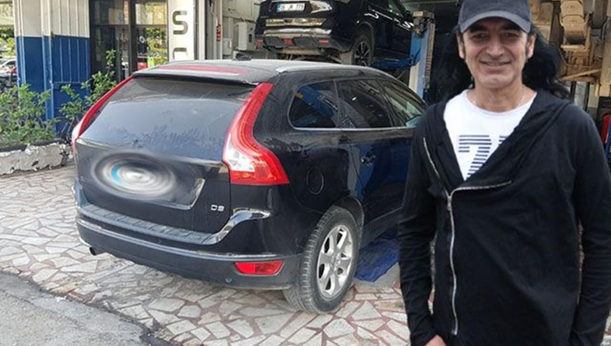 Otomobili çalınan şarkıcı Murat Kekili: Hırsızlık yapmak yerine tamirhane açsalar zengin olurlar