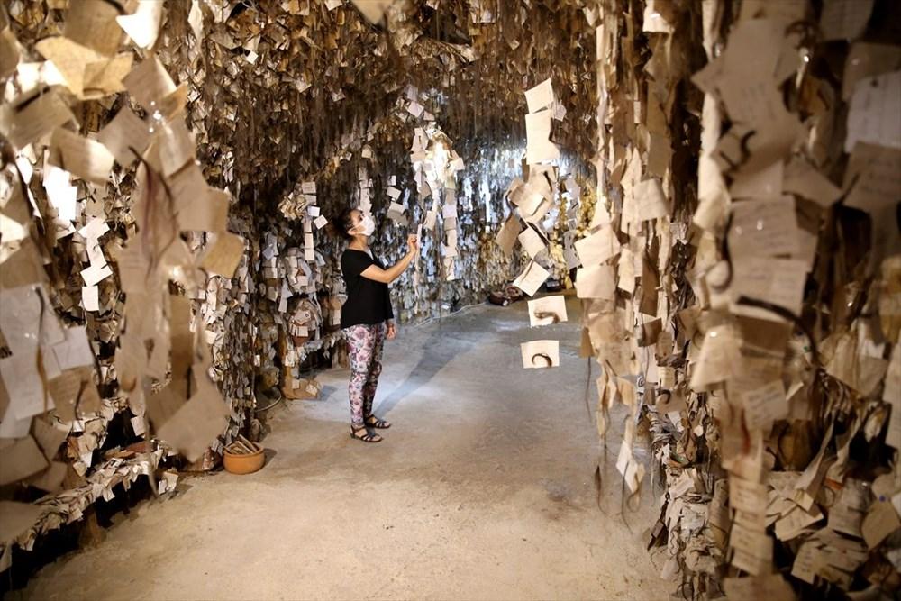 Dünyanın en ilginç müzelerinden biri: Kapadokya Saç Müzesi - 15