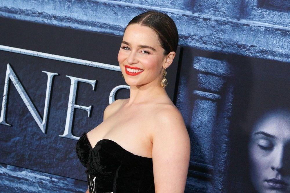 Emilia Clarke: Erkek oyunculara ayrıcalıklı davranıldı - 2