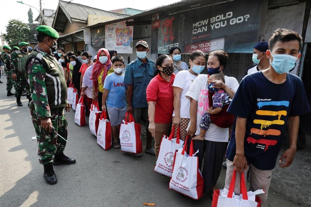 Covid-19 salgınının merkezi Endonezya'ya kaydı: Yeni vakaların sayısı Brezilya ve Hindistan'ı geçti - 5