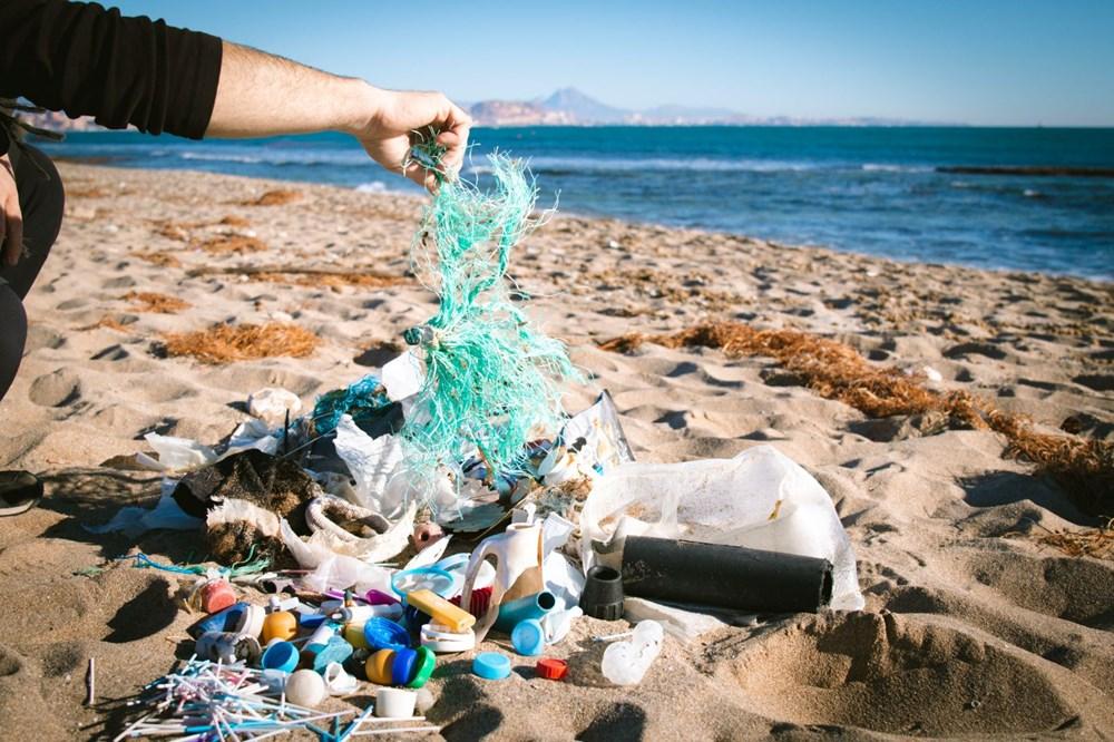 Gıda ambalajları, deniz ve okyanuslardaki plastik kirliliğinin yüzde 75'ini oluşturuyor - 9