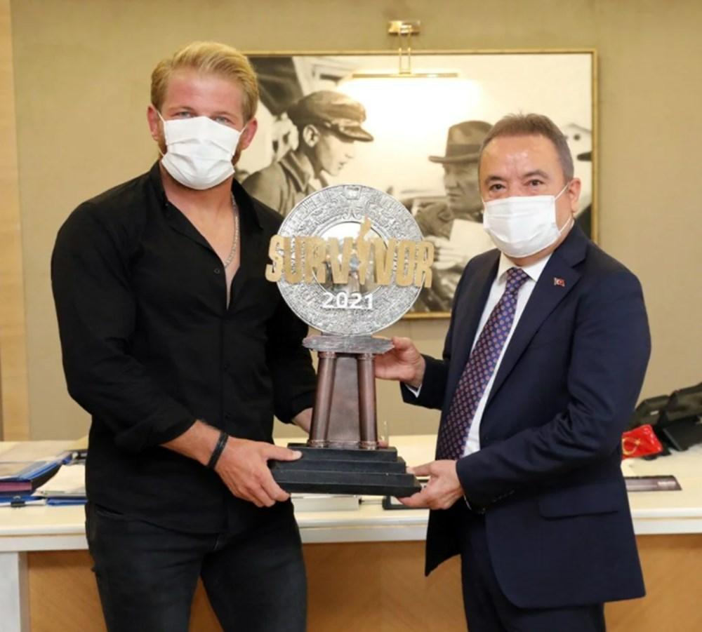Survivor 2021 şampiyonu ve başpehlivan İsmail Balaban'dan Kırkpınar kararı - 6