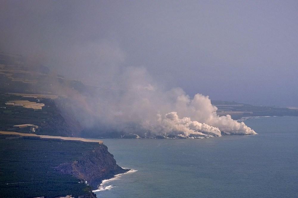 La Palma'da yanardağ nedeniyle evlerini kaybeden halk psikolojik yıkım yaşıyor - 7