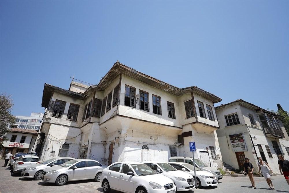 Antalya'nın geçmişe açılan kapısı 'Kaleiçi' - 18