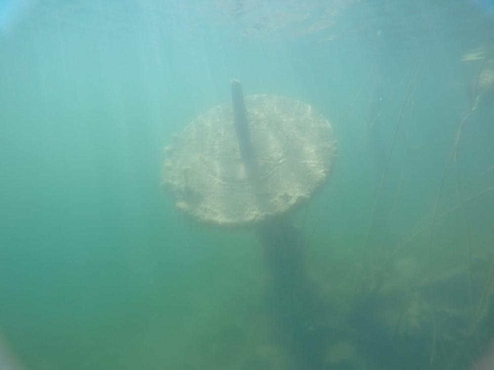 Gaga Gölü'nde kilise kalıntılarına rastlandı - 5