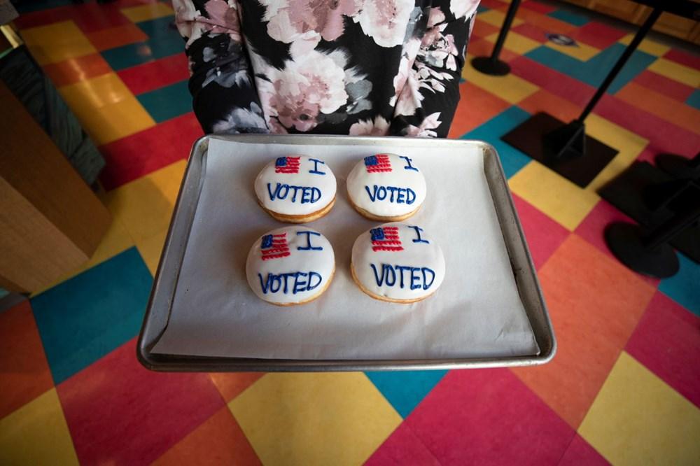 ABD'de seçime 7 gün kaldı: Anketlere göre Biden önde - 17