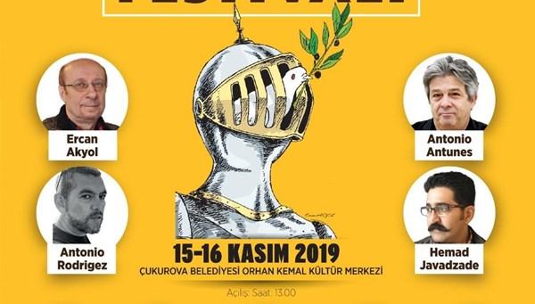 4. Uluslararası Çukurova Karikatür Festivali için geri sayım başladı