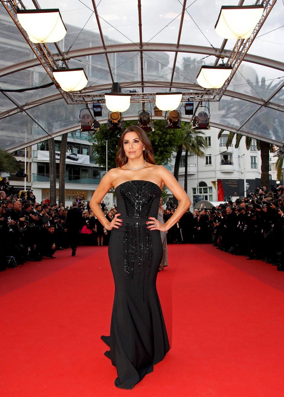 Eva Longoria, Money Monster (Para Canavarı ) filminin galasında...