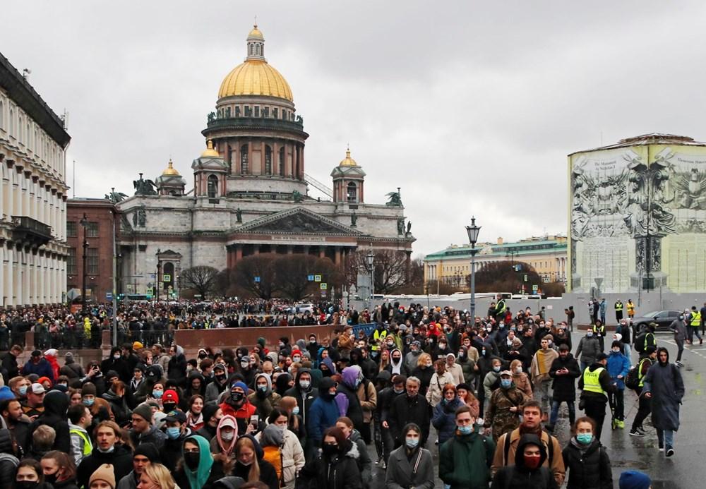 Rusya'da Navalny protestoları: Bin 700'den fazla kişi gözaltına alındı - 5