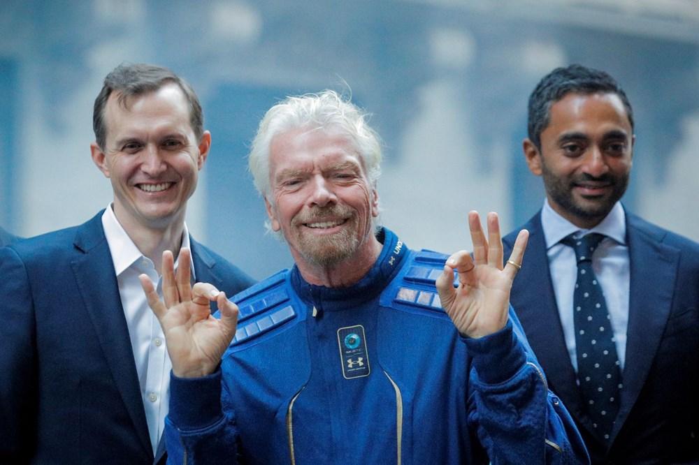 Virgin Galactic ikinci uçuş testini başarıyla tamamladı - 10